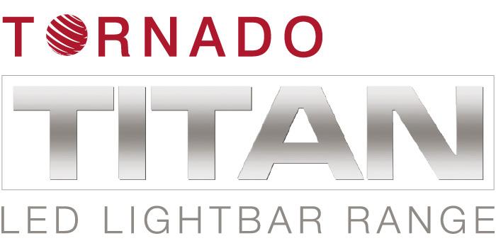 Tornado TITAN LED Lightbar (ECE R65)