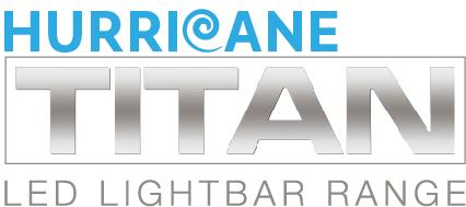 Hurricane TITAN Range (ECE R65)