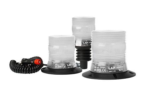 LKB (Clear) LED Beacon (ECE R65)