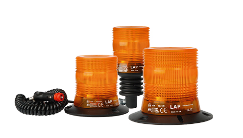 LKB (Amber) LED Beacon (ECE R65)