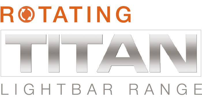 Rotating TITAN Range (ECE R65)
