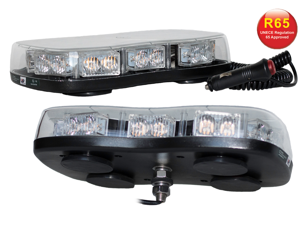 LAP1220C Mini LED Lightbars (ECE R65)